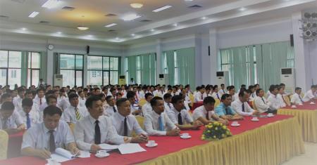 """Than Hòn Gai tuyên dương 120 công nhân lao động xuất sắc nhân """"Tháng Công nhân"""""""