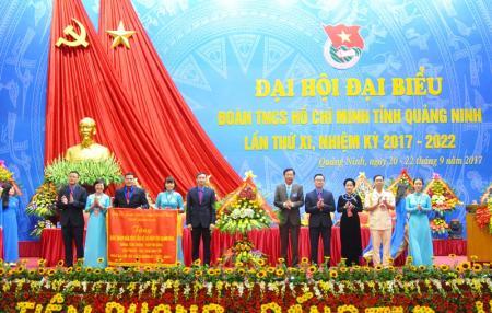 Khai mạc trọng thể Đại hội đại biểu Đoàn TNCS Hồ Chí Minh tỉnh Quảng Ninh lần thứ XI