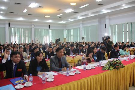 Công đoàn Công ty than Hòn Gai tổ chức thành công Đại hội lần thứ IX, nhiệm kỳ 2017 - 2022