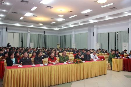 Hội nghị tuyên truyền phòng, chống tác hại ma túy