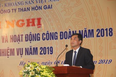 Công đoàn Công ty Than Hòn Gai triển khai nhiệm vụ năm 2019