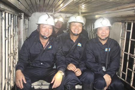 6 tháng đầu năm 2019, Than Hòn Gai sản xuất và tiêu thụ than đạt trên 60% kế hoạch năm